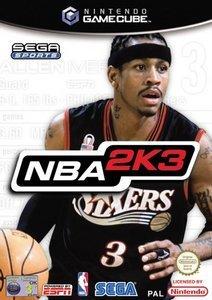 NBA 2k3 (German) (GC)
