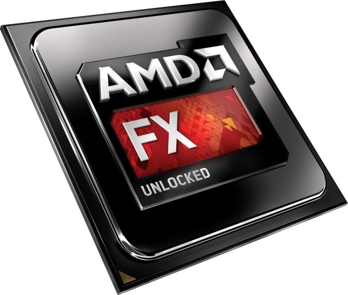 AMD FX-8350, 8x 4.00GHz, tray