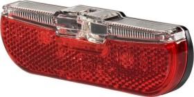 Trelock LS 613 Duo Flat LED Fahrrad-Rücklicht m Standlicht f Naben//Seitendynamo