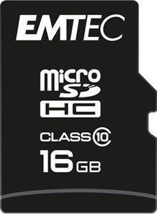 Emtec Classic R20/W12 microSDHC 16GB Kit, Class 10, 60er-Pack (ECMSDM16GHC10CGJAR)