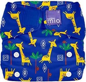 Bambino Mio Miosolo All-in-One Stoffwindel Giraffen, 4+kg, 1 Stück (SO GIR)