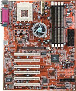 ABIT KD7-E, KT333CF (PC-2700 DDR)