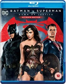 Batman v Superman: Dawn of Justice (Blu-ray) (UK)