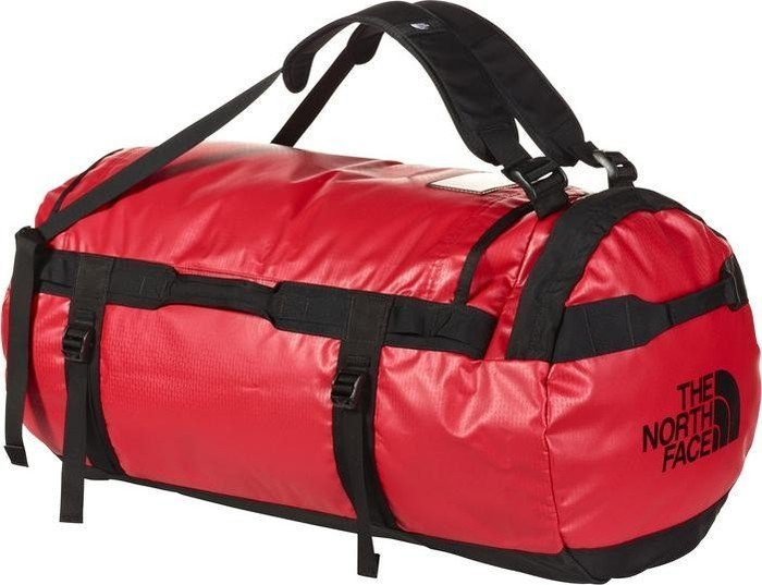 26b83f083 The North Face Base Camp Duffel M 69l red/black | Skinflint Price ...