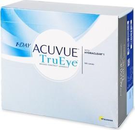 Johnson & Johnson Acuvue TruEye 1-Day, -6.50 Dioptrien, 180er-Pack