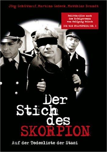 Tail Sting - Der Stich des Skorpions -- via Amazon Partnerprogramm