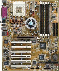 ABIT KD7-G, KT400 (PC-2700 DDR)
