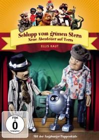 Schlupp vom grünen Stern - Neue Abenteuer auf Terra (DVD)