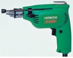 Hitachi D6SH zasilanie elektryczne-wiertarka
