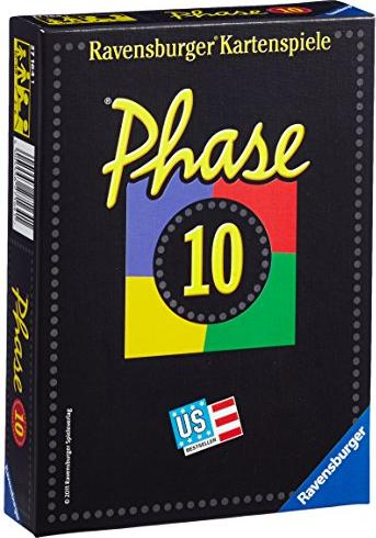 Ravensburger Phase 10 (27164) -- http://bepixelung.org/11062