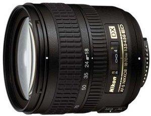 Nikon AF-S DX 18-70mm 3.5-4.5G IF-ED black (JAA790DA)