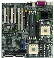Supermicro P4DC6, i860, LAN, Dual [RDRAM] [FC-PGA 603]