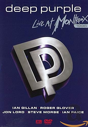 Deep Purple - Live at Montreux 1996 -- via Amazon Partnerprogramm