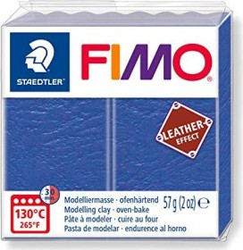 Staedtler Fimo Soft 57g leather effect indigo (8010-309)