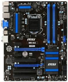 MSI B85-G43 (7816-003R)