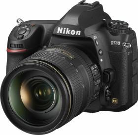 Nikon D780 mit Objektiv AF-S 24-120mm 4.0G ED VR (VBA560K001)