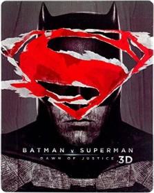 Batman v Superman: Dawn of Justice (3D) (Blu-ray) (UK)