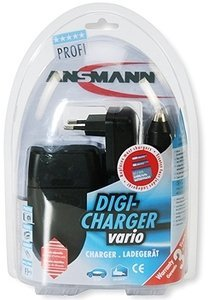 Ansmann Digicharger Vario (5025113)