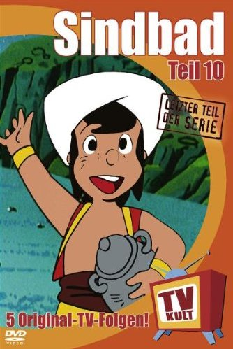 Sindbad Vol. 10 -- via Amazon Partnerprogramm