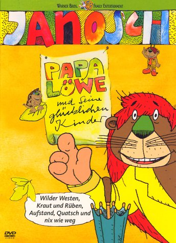 Janosch - Papa Löwe -- via Amazon Partnerprogramm