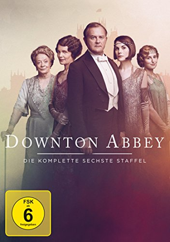 Downton Abbey Season 6 -- via Amazon Partnerprogramm