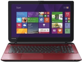 Toshiba Satellite L50-B-1D7 rot, UK (PSKTUE-013002EN)