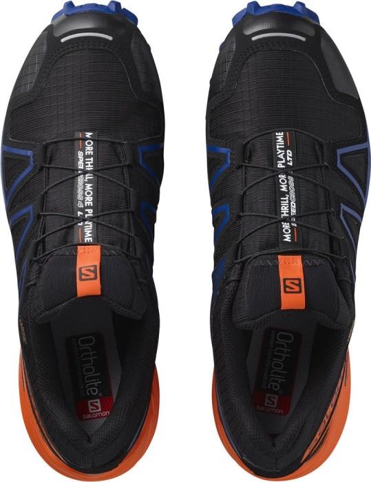 Salomon Speedcross 4 GTX LTD blackscarlet ibissurf the web (Herren) (401774) ab € 159,99