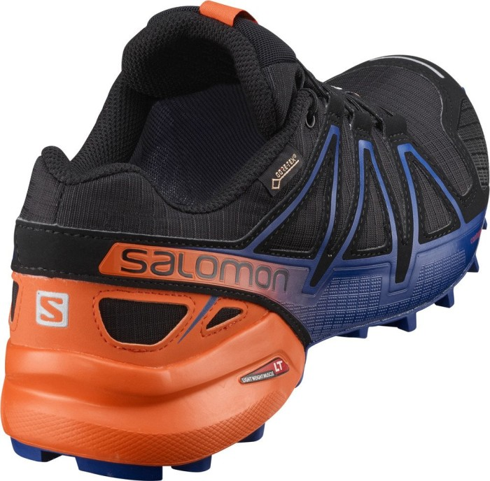 Salomon Speedcross 4 GTX LTD blackscarlet ibissurf the web (Herren) (401774) ab 159,99