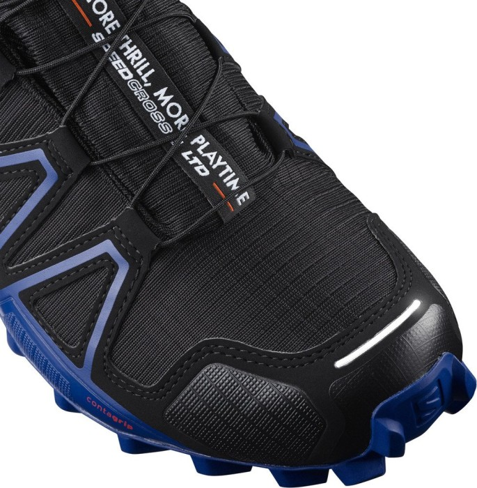 Salomon Speedcross 4 GTX LTD blackscarlet ibissurf the web