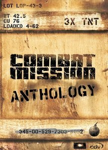 Combat Mission Anthology (niemiecki) (PC)