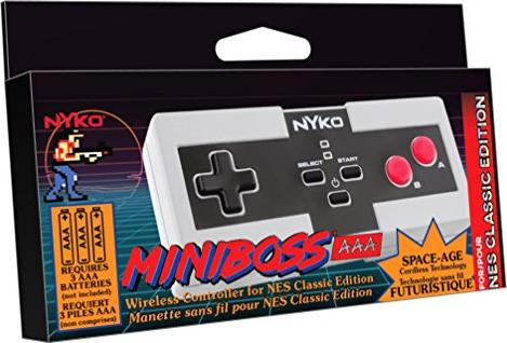 Nyko Miniboss Classic Mini NES Wireless Controller -- via Amazon Partnerprogramm