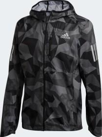 adidas Own The Run Camo Laufjacke metal grey/grey four/black (Herren) (GC7937)