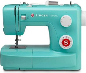 Singer Simple 3223G Nähmaschine grün