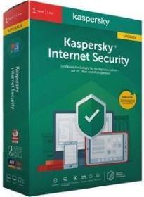Kaspersky Lab Internet Security 2020, 1 User, 1 Jahr, Update, PKC (deutsch) (Multi-Device) (KL1939G5AFR-20)