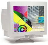 "NEC MultiSync FP1370, 22"", 130kHz"