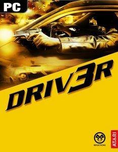Driv3r (Driver 3) (German) (PC)
