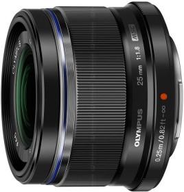 Olympus M.Zuiko digital 25mm 1.8 schwarz (V311060BE000)