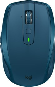 Logitech MX Anywhere 2S Midnight teal, blue-green, USB/Bluetooth (910-005154)