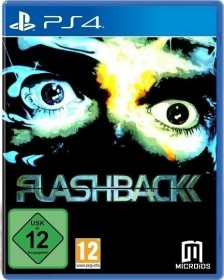 Flashback - 25th Anniversary Collector's Edition (PS4)