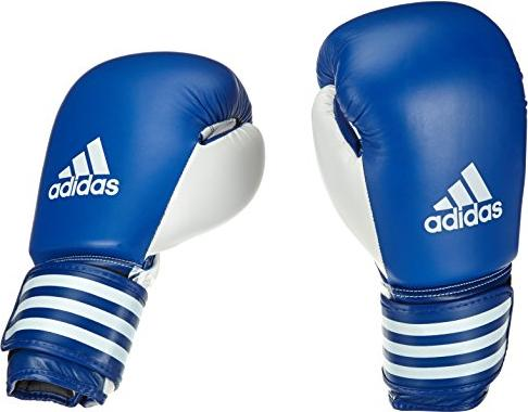 adidas Ultima Wettkampfhandschuhe blau -- via Amazon Partnerprogramm