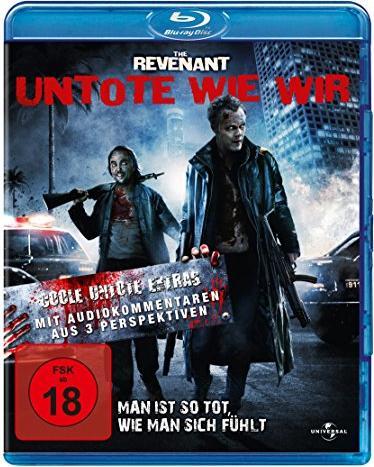 Untote wie wir (Blu-ray) -- via Amazon Partnerprogramm