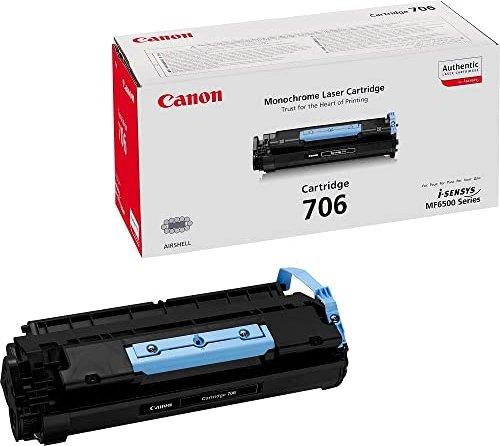 Canon 706BK Toner schwarz (0264B002) -- via Amazon Partnerprogramm