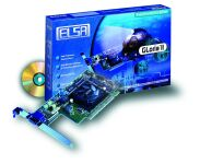 Elsa Gloria II, Quadro 2, 64MB DDR, AGP, retail (00170)