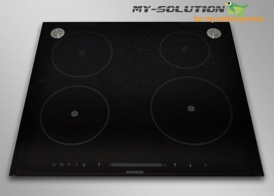Siemens EH675ME31E induction hob -- © My-Solution.de