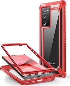 Supcase Hülle für Samsung Galaxy Note 20 Ultra rot