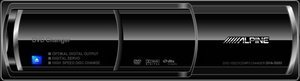 Alpine DHA-S690 CD/DVD changer