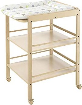 Geuther Clarissa changing shelf (various colours) -- via Amazon Partnerprogramm