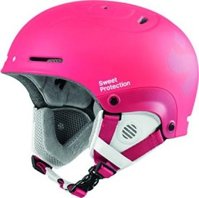 Sweet Protection Blaster II Helm matte ruby red (Junior) (840039-MRYRD)