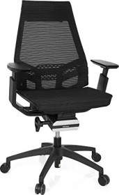HJH Office Genidia Smart Black Bürostuhl, schwarz (652884)
