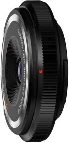Olympus M.Zuiko digital 9mm 8.0 Body Cap Lens schwarz (V325040BW000)